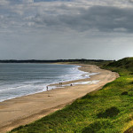 Ballinesker beach