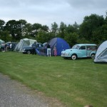 Camping vintage style!