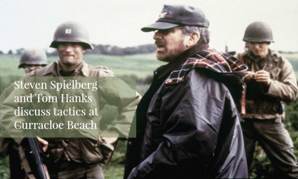 Saving Private Ryan Steven Spielberg Tom Hanks Wexford camping 5
